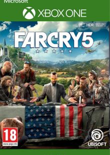 Far Cry 5 Xbox One cheap key to download