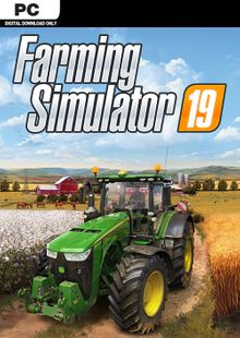 Farming Simulator 19 PC cheap key to download