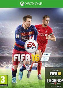 FIFA 16 Xbox One - Digital Code chiave a buon mercato per il download