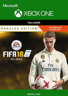 FIFA 18: Ronaldo Edition (Xbox One) cheap key to download