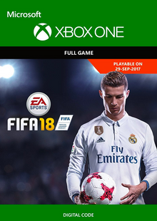 FIFA 18: Standard Edition (Xbox One) cheap key to download