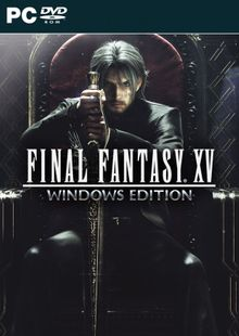 Final Fantasy XV 15 Windows Edition PC cheap key to download