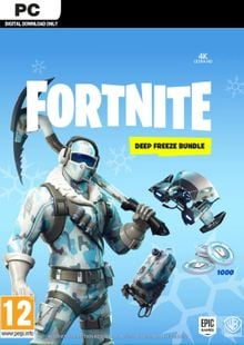 Fortnite Deep Freeze Bundle PC cheap key to download
