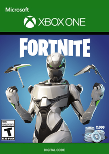 Fortnite Eon Cosmetic Set + 2000 V-Bucks Xbox One cheap key to download