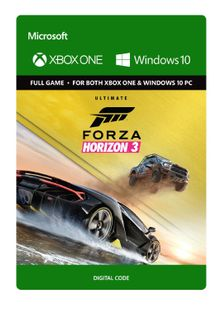 Forza Horizon 3 Ultimate Edition Xbox One/PC - Digital Code cheap key to download