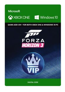 Forza Horizon 3 VIP Xbox One/PC - Digital Code cheap key to download