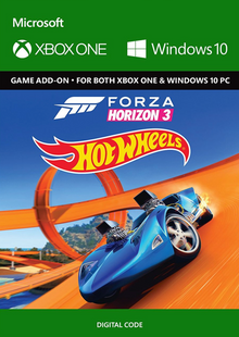 Forza Horizon 3 Hot Wheels DLC Xbox One / PC cheap key to download