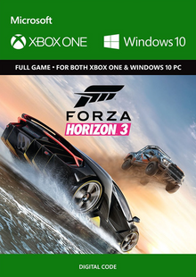 Forza Horizon 3 Xbox One/PC - Digital Code cheap key to download