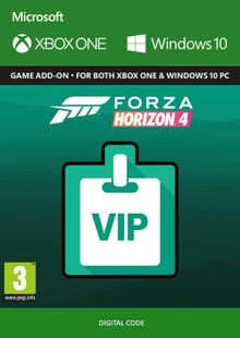 Forza Horizon 4 VIP Pass Xbox One/PC cheap key to download