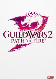 Guild Wars 2 Path of Fire Deluxe Edition PC chiave a buon mercato per il download