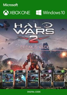 Halo Wars 2 Decimus Pack DLC Xbox One / PC cheap key to download