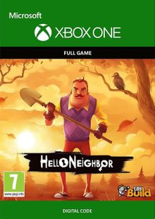 Hello Neighbor Xbox One/PC