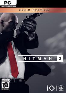Hitman 2 Gold Edition PC cheap key to download