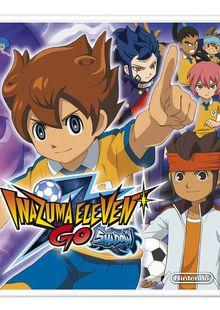 Inazuma Eleven Go: Shadow 3DS - Game Code