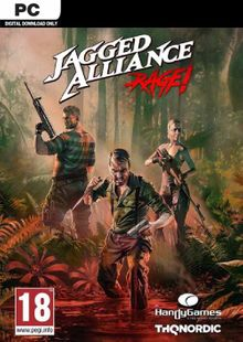 Jagged Alliance : Rage! PC cheap key to download