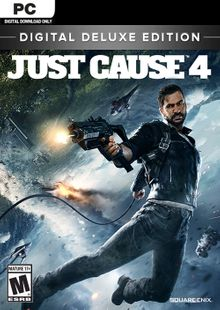 Just Cause 4 Deluxe Edition PC cheap key to download
