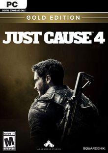 Just Cause 4 Gold Edition PC cheap key to download