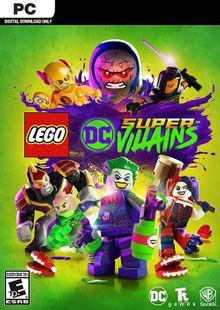 Lego DC Super-Villains PC