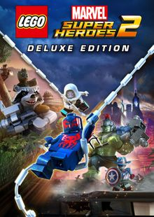 Lego Marvel Super Heroes 2 Deluxe Edition PC cheap key to download
