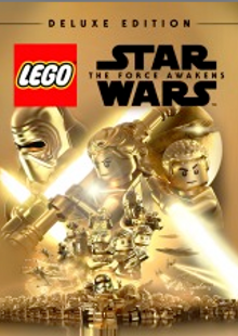 LEGO Star Wars The Force Awakens - Deluxe Edition PC cheap key to download