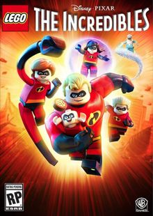 Lego The Incredibles PC + DLC cheap key to download