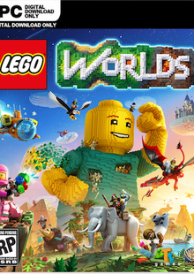 Lego Worlds PC + DLC cheap key to download