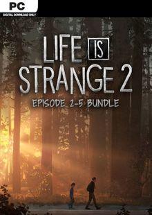 Life is Strange 2 - Episodes 2-5 Bundle PC cheap key to download