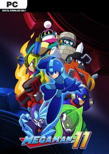 Mega Man 11 PC cheap key to download