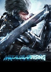 Metal Gear Rising Revengeance PC cheap key to download