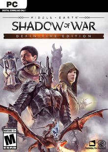 Middle-earth Shadow of War Definitive Edition PC chiave a buon mercato per il download