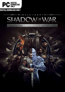 Middle-earth Shadow of War Silver Edition PC cheap key to download