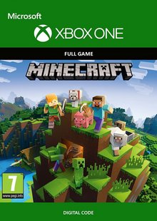 Minecraft Xbox One cheap key to download