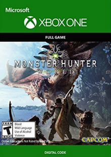 Monster Hunter: World Xbox One chiave a buon mercato per il download