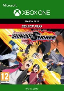 Naruto To Buruto Shinobi Striker Season Pass Xbox One cheap key to download