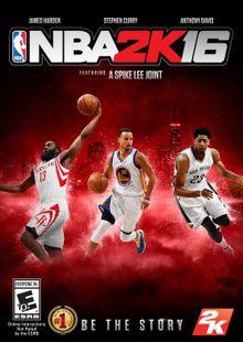 NBA 2K16 PC cheap key to download