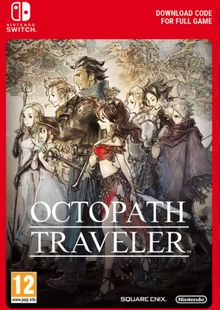 Octopath Traveler Switch cheap key to download
