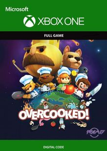 Overcooked Xbox One cheap key to download