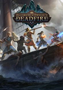 Pillars of Eternity II: Deadfire PC billig Schlüssel zum Download