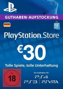 PlayStation Network (PSN) Card - 30 EUR (Germany) cheap key to download