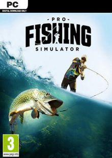 Pro Fishing Simulator PC cheap key to download