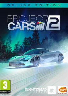 Project Cars 2 Deluxe Edition PC cheap key to download
