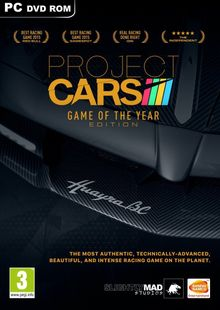 Project Cars - Game of the Year Edition PC cheap key to download