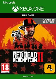 Red Dead Redemption 2 Xbox One cheap key to download