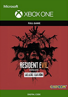 Resident Evil 7 - Biohazard Deluxe Edition Xbox One cheap key to download