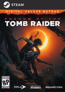 Shadow of the Tomb Raider - Deluxe DLC PC cheap key to download
