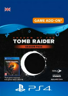 Shadow of the Tomb Raider - Season Pass PS4 cheap key to download