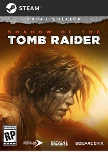 Shadow of the Tomb Raider Croft Edition PC + DLC cheap key to download