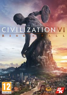 Sid Meier's Civilization VI 6 PC - Rise and Fall DLC cheap key to download