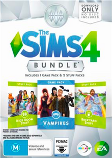 The Sims 4 Bundle Pack 4 PC cheap key to download
