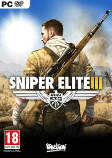 Sniper Elite 3 Afrika PC billig Schlüssel zum Download